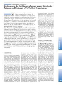 thumbnail of Auffrischimpfungen Diphtherie Tetanus
