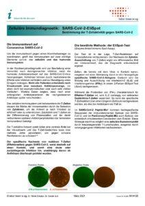 thumbnail of T-Zellaktivitätstest CORONA-ELISPOT_de